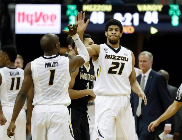 Missouri Basketball-Top 50 College Basketball Teams