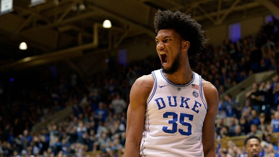 Marvin Bagley NBA Draft