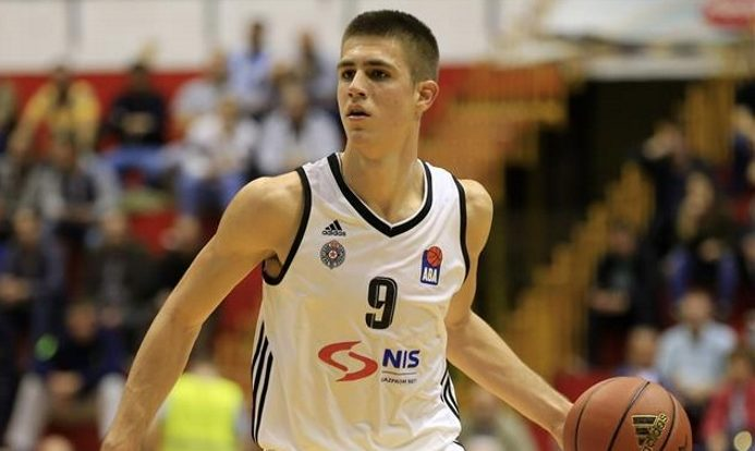 Vanja Marinkovic NBA Draft