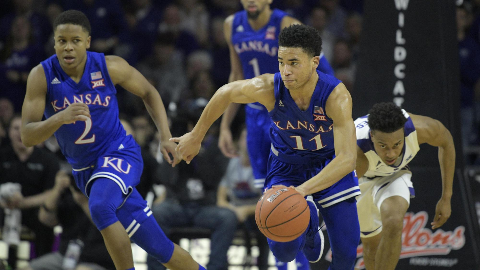 Devon Dotson NBA Draft