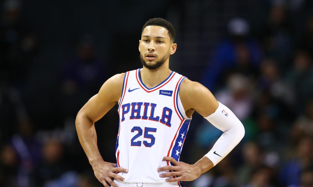 Ben Simmons NBA Top 100 Players