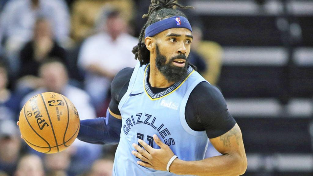 Mike Conley NBA Top 100 Players