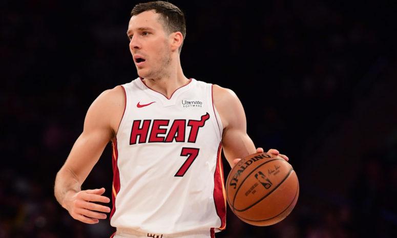 Goran Dragic NBA Top 100 Players