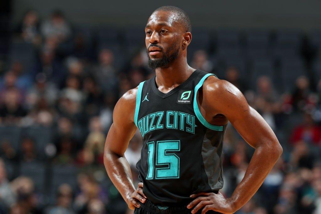 Kemba Walker NBA Top 100 Players
