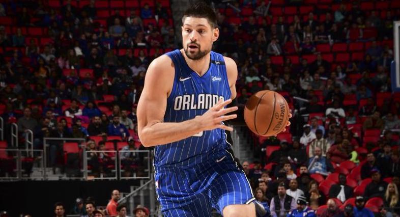 Nikola Vucevic Top 100 NBA Players
