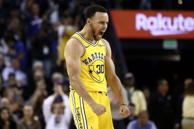Steph Curry NBA Top 100 Players