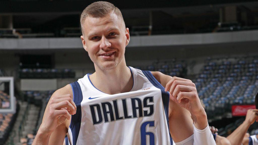 Kristaps Porzingis NBA Top 100 Players
