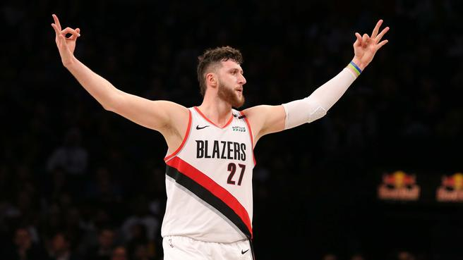 Jusuf Nurkic NBA Top 100 Prospects