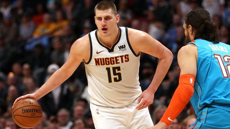 Nikola Jokic NBA Top 100 Players