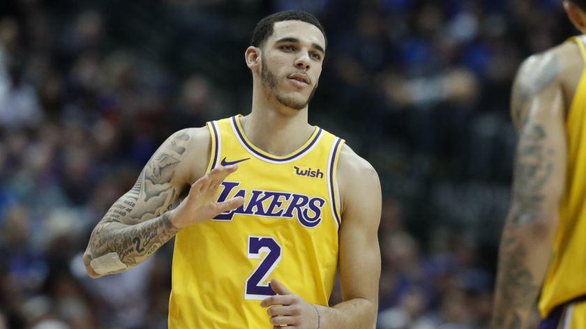 Lonzo Ball NBA Top 100 Players