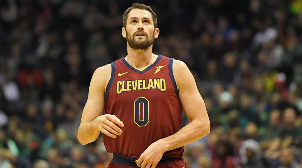 Kevin Love NBA Top 100 Players