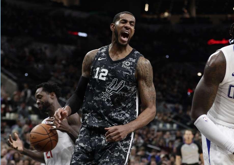 LaMarcus Aldridge NBA Top 100 Players