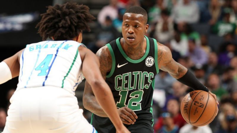 Terry Rozier NBA Top 100 Players