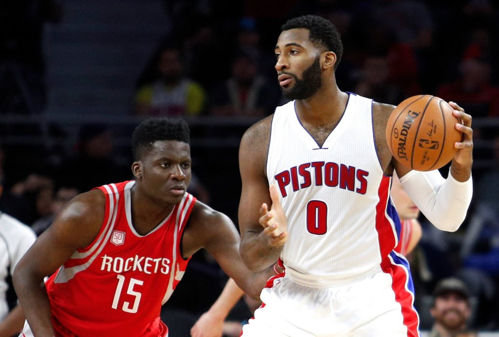 Andre Drummond NBA Top 100 Players